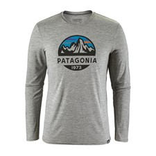 Patagonia Cap Daily L/S Graphic T-Shirt