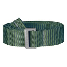 FjallRaven Stripped Webbing Belt женский зеленый ONE*