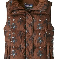 Patagonia Down With It Vest женский