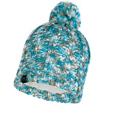 Buff Knitted & Polar Hat Livy голубой ONESIZE