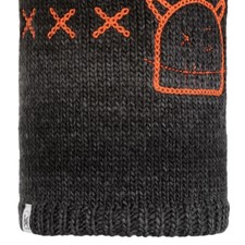 Buff Knitted & Polar Neckwarmer Monster Jolly детская черный ONESIZE