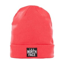 The North Face Dock Worker Beanie темно-розовый ONE
