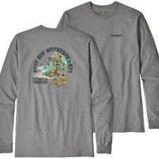 Patagonia L/S Save Our Watersheds Responsibili-Tee