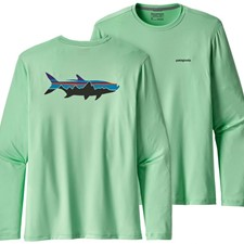 Patagonia Graphic Tech Fish Tee
