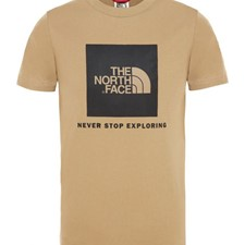 The North Face Box S/S Tee детская