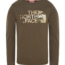 The North Face Easy L/S Tee детская