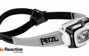 Petzl Swift Reactive Lighting черный