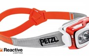 Petzl Swift Reactive Lighting оранжевый