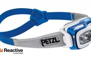 Petzl Swift Reactive Lighting синий