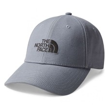 The North Face 66 Classic Hat серый OS