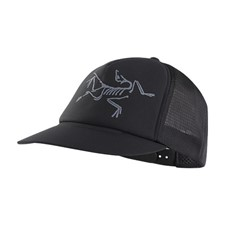 Arcteryx Bird Trucker Hat черный