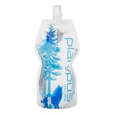 Platypus Softbottle (крышка-дозатор) 1L голубой 1Л