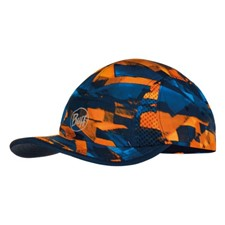 Buff Run Cap Patterned темно-синий ONESIZE
