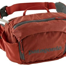 Patagonia Nine Trails Waist Pack 8L красный 8л