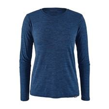 Patagonia Long-Sleeved Capilene Cool Daily Shirt женская