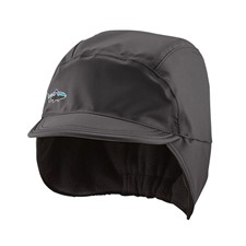 Patagonia Wr Shelled Synch Cap темно-серый S