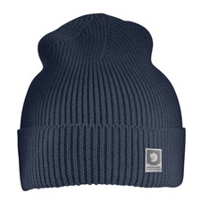 FjallRaven Greenland Cotton Beanie синий ONE