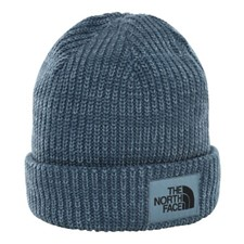 The North Face Salty Dog Beanie темно-голубой ONE