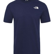 The North Face M S/S Red Box Tee