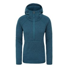 The North Face Crescent Hooded Pullover женская
