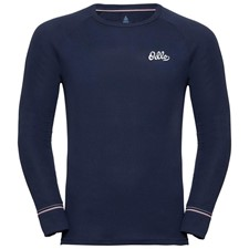 Odlo Bl Top Crew Neck L/S Active Warm Origina