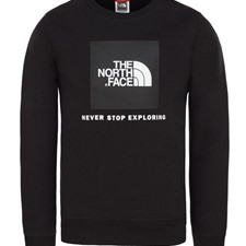 The North Face Y box S/S Tee детская