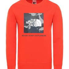 The North Face Y Box Crew детская