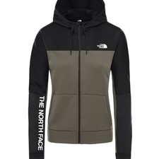 The North Face Train N Logo Full Zip женская