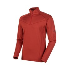 Mammut Snow ML Half Zip Pull
