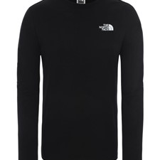 The North Face M L/S Red Box Tee