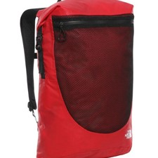 The North Face Waterproof Rolltop 35L красный 35Л