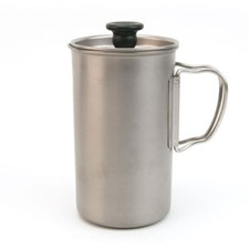 Snow Peak Titanium French Press Cs-111