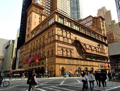 6e2172eb2b89 Карнеги-холл, Нью-Йорк, Достопримечательности США, Что посмотреть в ...