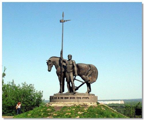 Памятники городов россии фото памятник корнееву электросталь