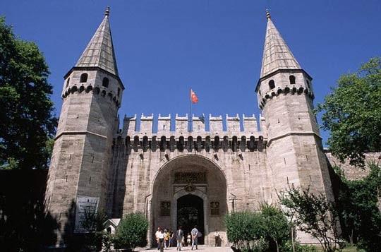 Дворец Топкапы в Стамбуле, Стамбул, Достопримечательности Турции ...