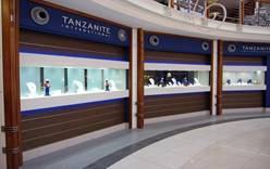 Магазин Tanzanite Internationa