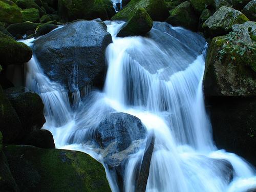 большие красивые картинки водопады