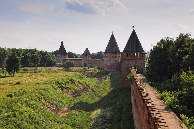 Карта Крепости Построенные При Борисе Годунове