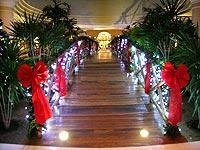 Отель Savoy 5* готовится к Рождеству